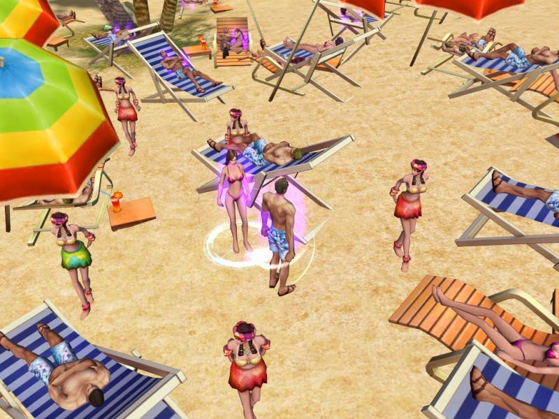 【高清图】巨人沙滩成天体浴场 约美女拿经验
