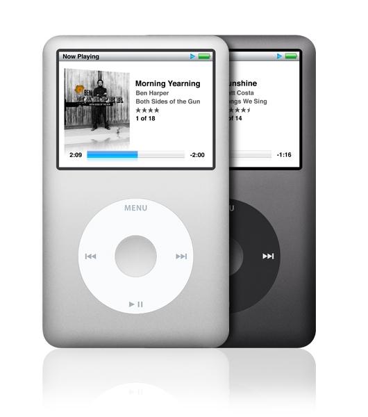 服役已13年 苹果悄悄下架iPod Classic