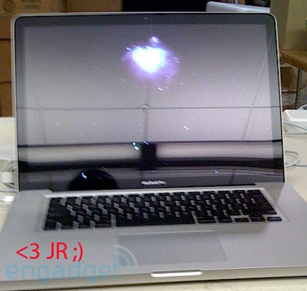 【高清图】传苹果新笔记本电脑采用黑色边框(图)