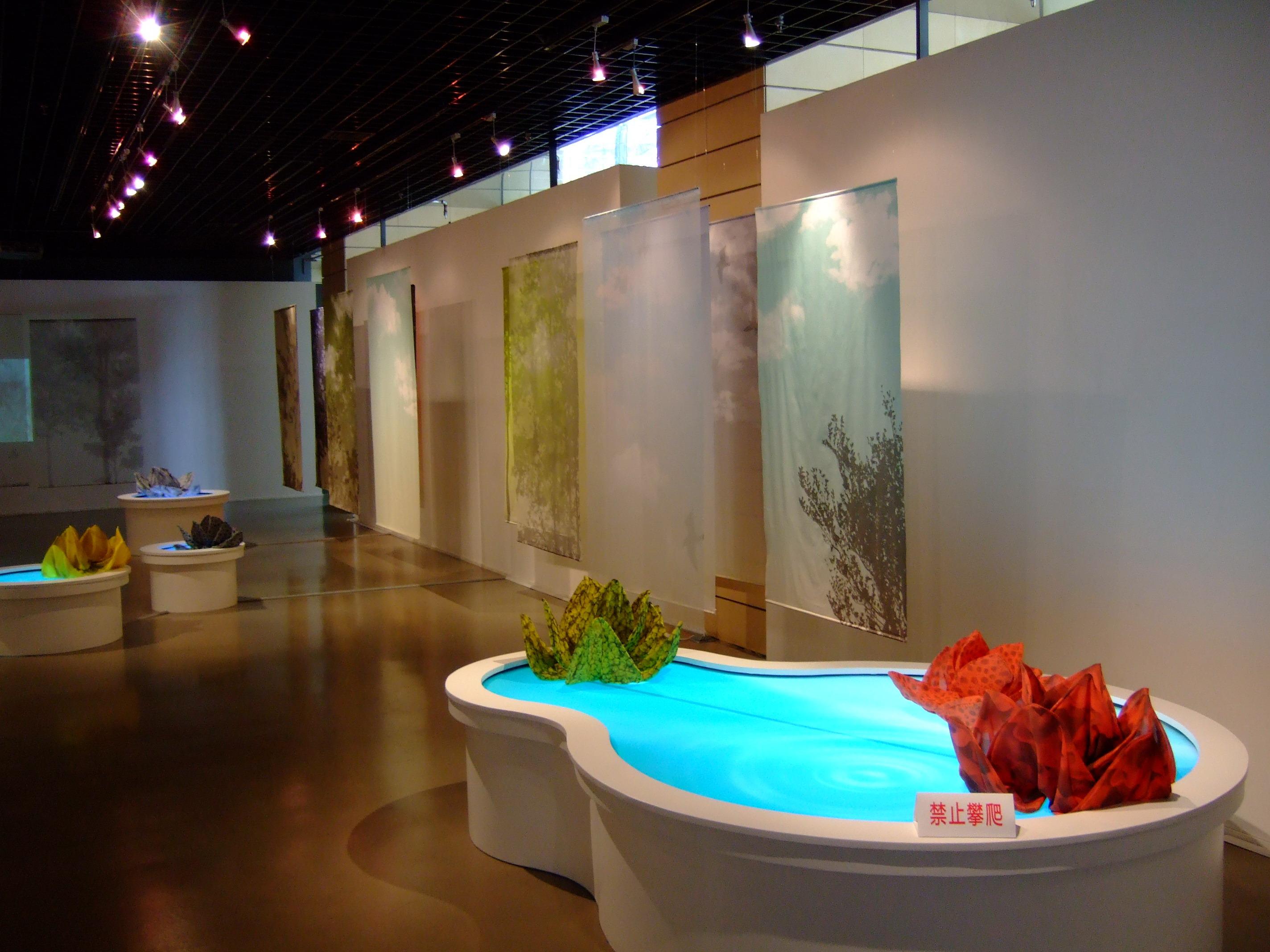 爱普生影艺坊北京举办空间视觉艺术展