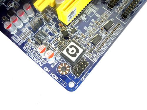 【高清图】 双内存立体音频 悍马ha03 am3d主板评测图7