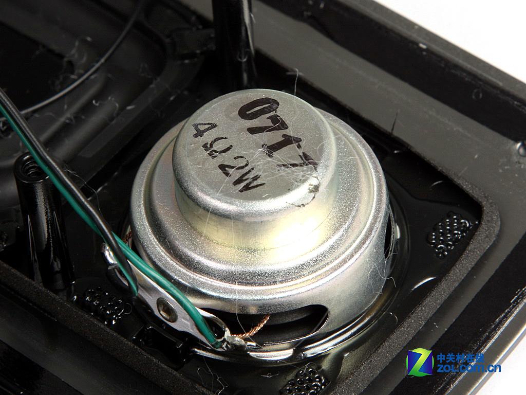 usb声卡+无源辐射 笔记本音箱内部揭秘