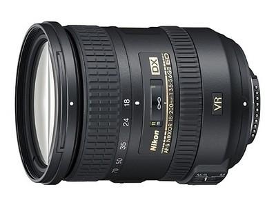 尼康 AF-S DX 尼克尔 18-200mm f/3.5-5.6G ED VR II行货正品一镜头走天下、