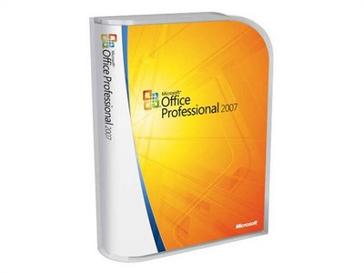Microsoft Office 2007 英文基础版
