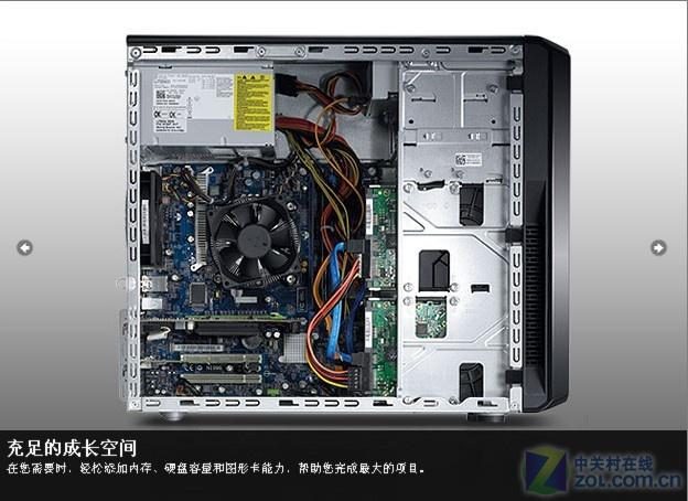 i5芯20液晶 戴尔成就430独显电脑上市 (2/4)