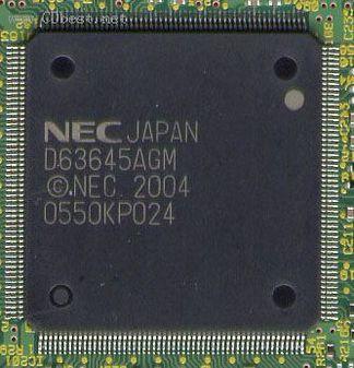 nec6速光驱电路图
