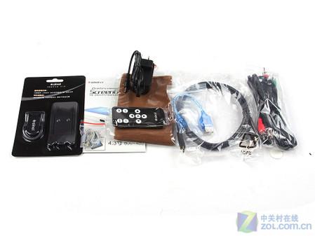 艾诺V8000HDV评测