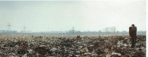 垃圾围城摄影获奖