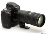 尼康AF-S 尼克尔 70-200mm f/2.8G ED VR II相机组合图