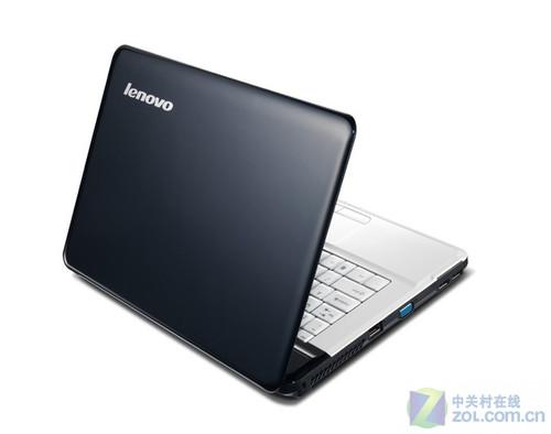 黑色机身白色键盘 联想G450时尚版上市
