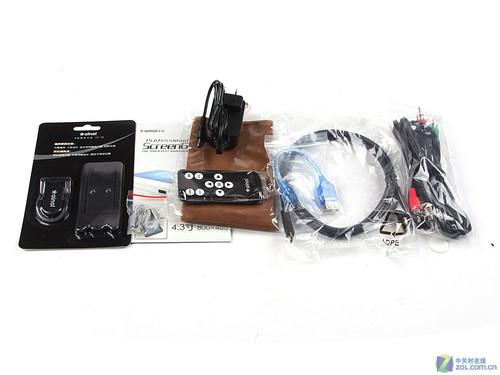继承一贯优秀做工 艾诺V8000HDV售价550元