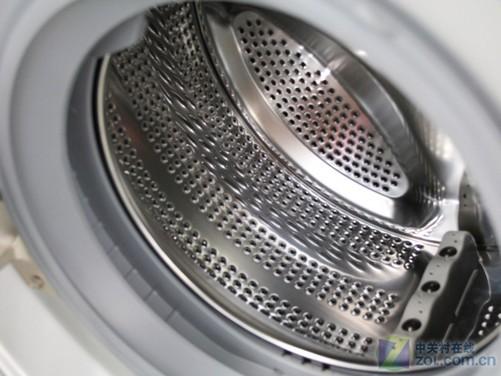 变频静音电机 lg滚筒洗衣机售价3688元