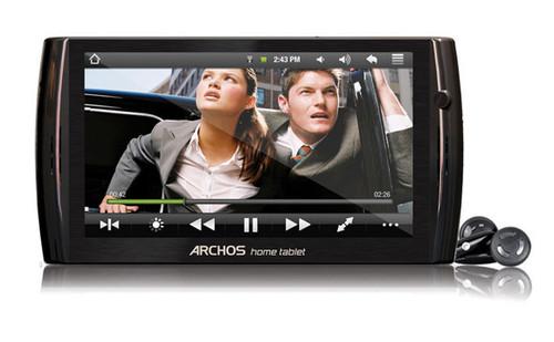 爱可视推出低价平板电脑archos 7 home