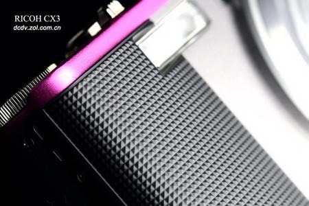 背照式CMOS传感器卡片长焦 理光CX3评测