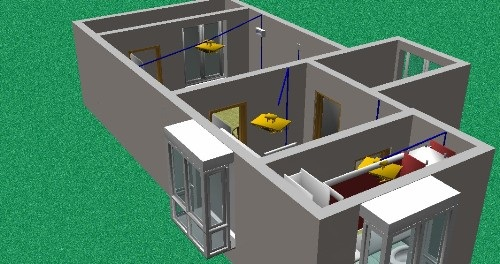 爱福窝3d家装设计软件