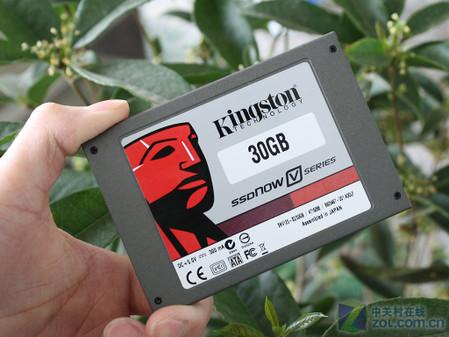 金士顿 SSD 30G