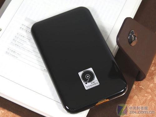 东芝iabox云公主x3移动硬盘图赏