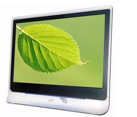 开启绿色之旅 aoc led环保显示器大盘点