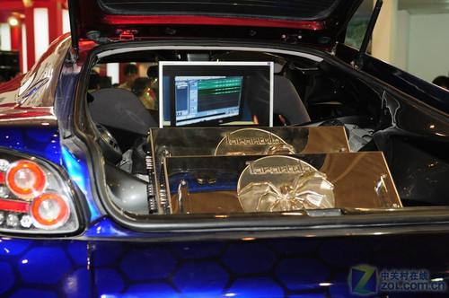 先锋车载cd机音频接线图