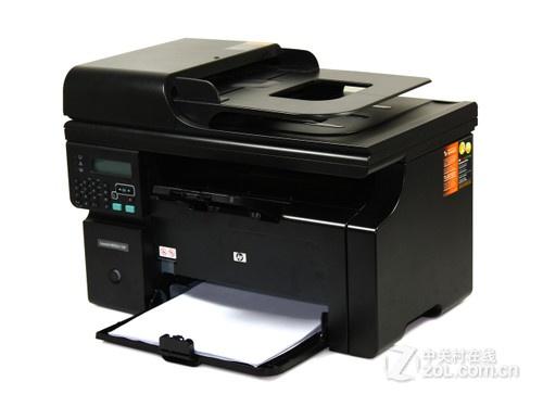 支持网络打印 惠普M1213nf仅售2280元