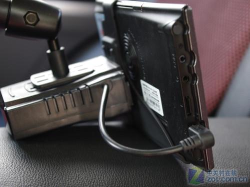 雷达头与车载安装支架一体式设计所不同,中恒d3-kit雷达探头采高清图片