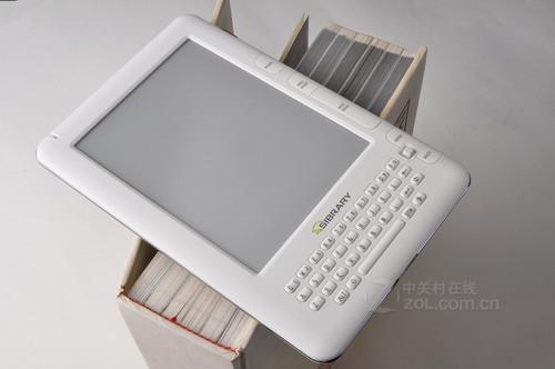 主流全键盘电纸书 欣博阅G6简要评测