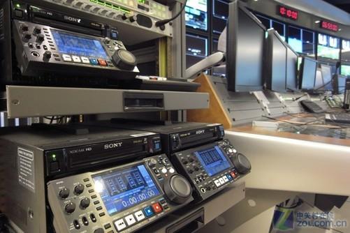 播改f�j_pdw-hd1500,pdw-f1600录像机应用于新闻部备播,对编系统