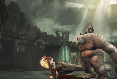 动作游戏大作《战神2》试玩版抢先体验