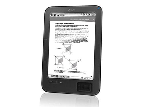 汉王新款8英寸大屏触控电子书E800公布