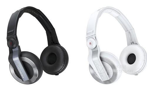 dj专用耳机_DJ监听专用 先锋HDJ-500时尚耳机简评_先锋 HDJ-500_耳机评测-中关村在线