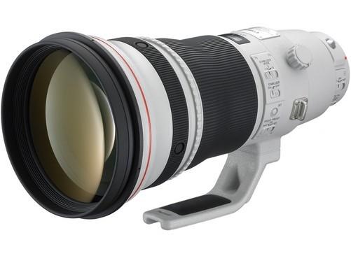 新型光学结构 佳能300mm/400mm新镜头发布-中关村