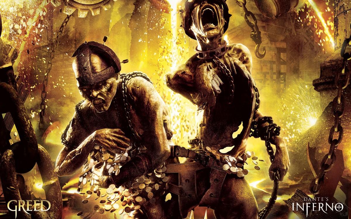 地下十八层_【高清图】 杀入地下十八层 《但丁地狱》精美壁纸图6