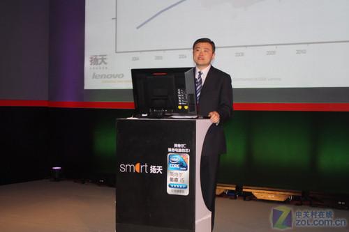 扬天升级整合 联想携Intel发力SMB市场