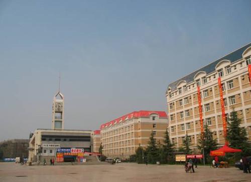 河南工业大学-校园行郑州站 河工大
