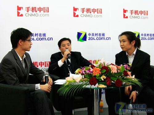 高端专访领衔 通信展ZOL展台首日精彩回顾