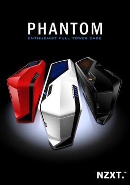 "NZXT Phantom""幻影""多图赏"