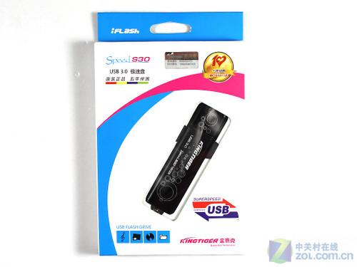 金泰克USB3.0优盘首测