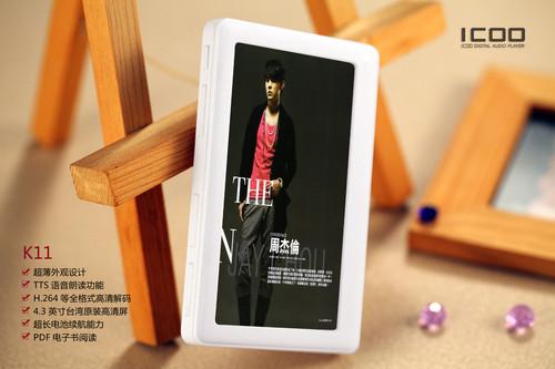 16GB/299元 ICOO公布高清新品K11售价
