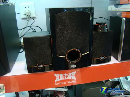 4000元攒机推荐 线控2.1音箱仅售188元