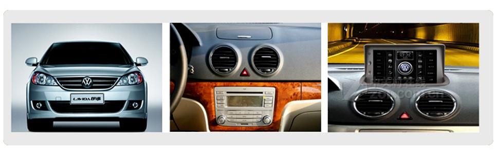 掌微车机dvd导航仪 车载dvd 大众朗逸专车专用