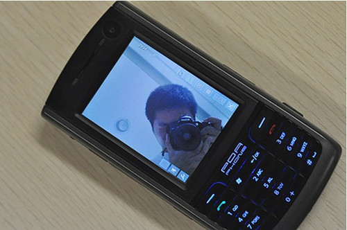 3G通话+触屏+WM仅699元  I-mate 3812彪悍登录