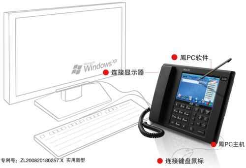 走进纽曼,解密鳯PC电话电脑一体机