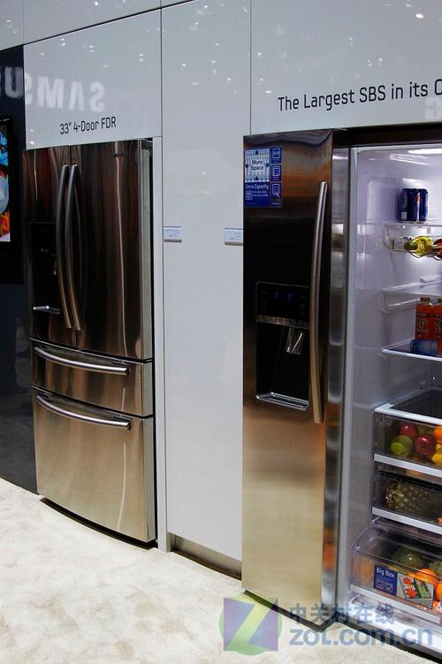 三星智能冰箱ces抢先看