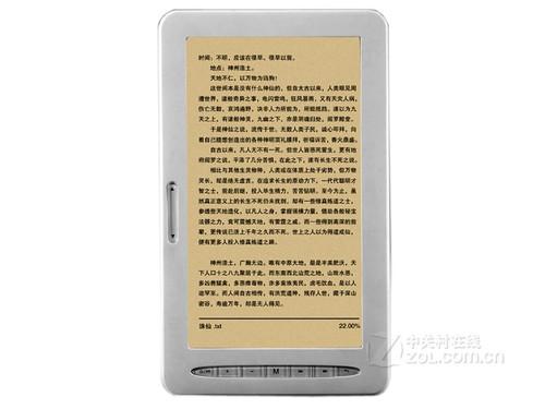 可调亮度触控屏 ICOO K17T电子书售599元