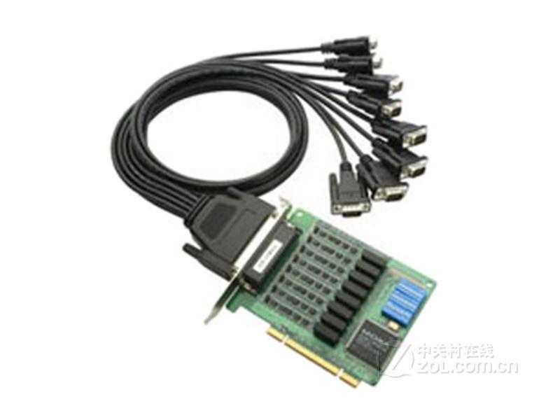 moxa cp-118u-i(8串口rs-232/422/485)产品促销,特价销售