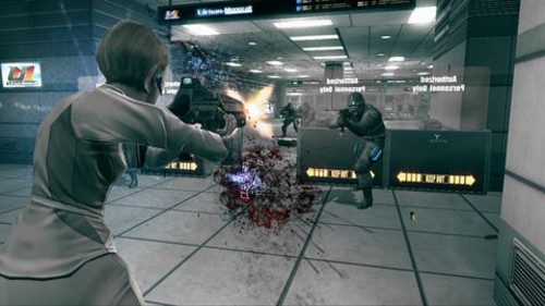 lplus制作Square Enix发行的科幻大作《心灵入侵》是一款款第三人称