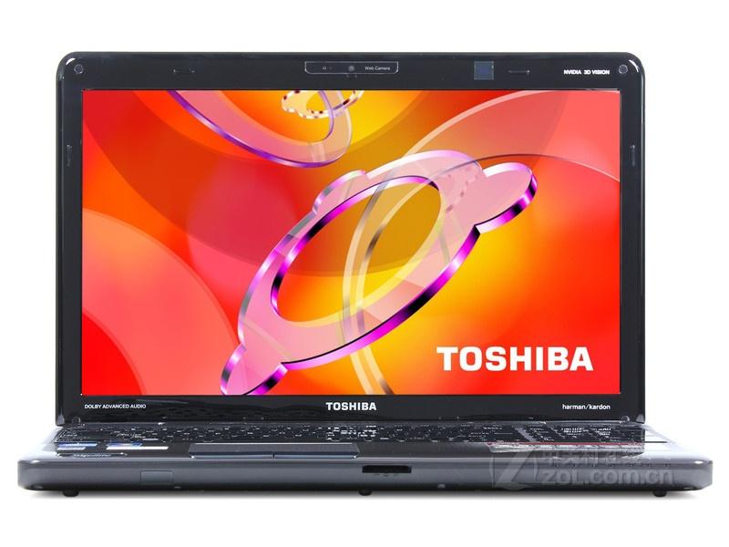 东芝a660-01s(霜钻银) 笔记本电脑产品外观与图解- it