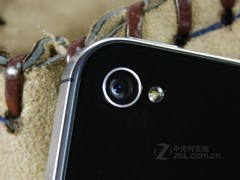 苹果 iPhone 4 黑色 摄像头