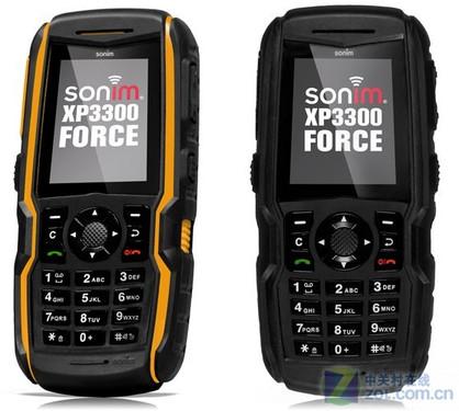 军事三防Sonim XP3300打造最长通话时间
