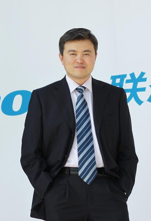 联想集团副总裁中国区渠道业务部及消费事业部总经理 汤捷简介